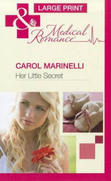 Her Little Secret av Carol Marinelli (Innbundet)