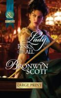 A Lady Risks All av Bronwyn Scott (Innbundet)