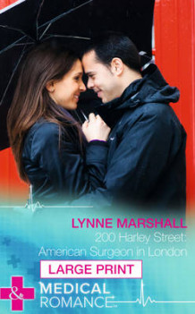200 Harley Street: American Surgeon in London av Lynne Marshall (Innbundet)