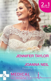 Best Friend To Perfect Bride av Joanna Neil og Jennifer Taylor (Heftet)