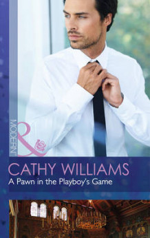 A Pawn in the Playboy's Game av Cathy Williams (Heftet)
