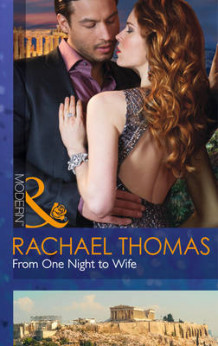 From One Night to Wife av Rachael Thomas (Heftet)