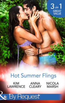 Hot Summer Flings av Kim Lawrence, Anna Cleary og Nicola Marsh (Heftet)