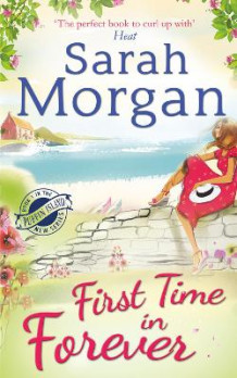 First Time in Forever (Puffin Island Trilogy, Book 1) av Sarah Morgan (Heftet)