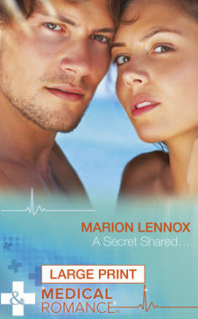 A Secret Shared... av Marion Lennox (Innbundet)