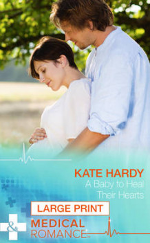 A Baby to Heal Their Hearts av Kate Hardy (Innbundet)