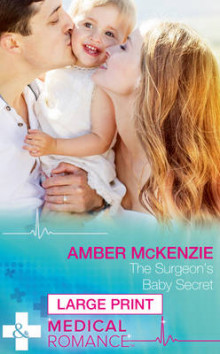 The Surgeon's Baby Secret av Amber McKenzie (Innbundet)