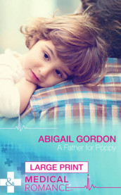 A Father For Poppy av Abigail Gordon (Innbundet)