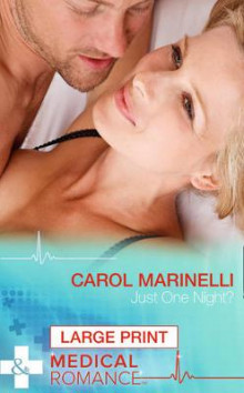 Just One Night? av Carol Marinelli (Innbundet)