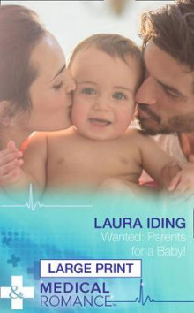 Wanted: Parents For A Baby! av Laura Iding (Innbundet)