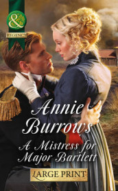 Mistress for major bartlett av Annie Burrows (Innbundet)