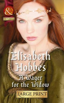 A Wager for the Widow av Elisabeth Hobbes (Innbundet)