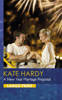 A New Year Marriage Proposal av Kate Hardy (Innbundet)