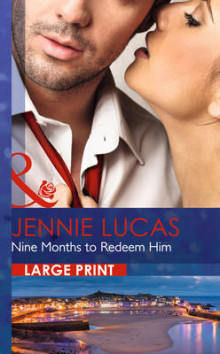 Nine Months to Redeem Him av Jennie Lucas (Innbundet)