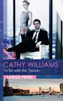 To Sin with the Tycoon av Cathy Williams (Innbundet)