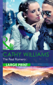 The Real Romero av Cathy Williams (Innbundet)