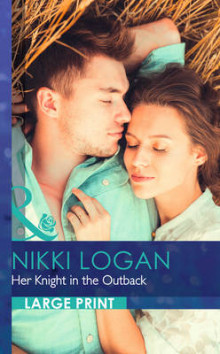 Her Knight in the Outback av Nikki Logan (Innbundet)