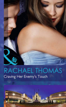 Craving Her Enemy's Touch av Rachael Thomas (Innbundet)