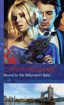 Bound by the Billionaire's Baby av Cathy Williams (Innbundet)