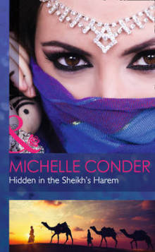 Hidden in the Sheikh's Harem av Michelle Conder (Innbundet)