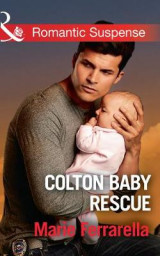 Omslag - Colton Baby Rescue