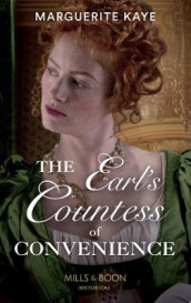 The Earl's Countess Of Convenience av Marguerite Kaye (Heftet)
