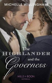 The Highlander And The Governess av Michelle Willingham (Heftet)