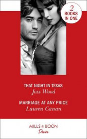 That Night In Texas av Lauren Canan og Joss Wood (Heftet)