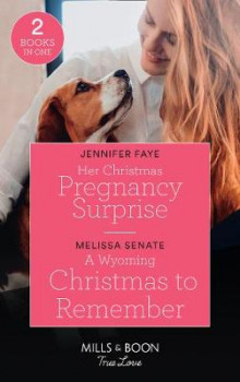 Her Christmas Pregnancy Surprise av Jennifer Faye og Melissa Senate (Heftet)