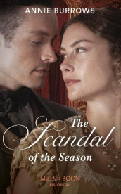 The Scandal Of The Season av Annie Burrows (Heftet)