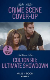 Crime Scene Cover-Up / Colton 911: Ultimate Showdown av Addison Fox og Julie Miller (Heftet)