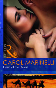 Heart of the Desert av Carol Marinelli (Heftet)