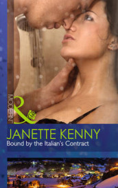 Bound By The Italian's Contract av Janette Kenny (Heftet)