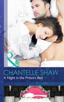 A Night in the Prince's Bed av Chantelle Shaw (Heftet)