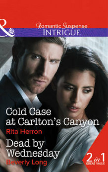 Cold Case At Carlton's Canyon av Rita Herron og Beverly Long (Heftet)