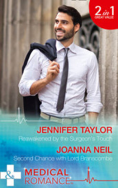 Reawakened By The Surgeon's Touch av Joanna Neil og Jennifer Taylor (Heftet)