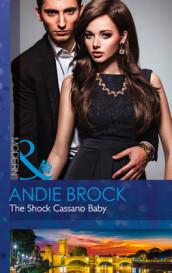 The Shock Cassano Baby av Andie Brock (Heftet)