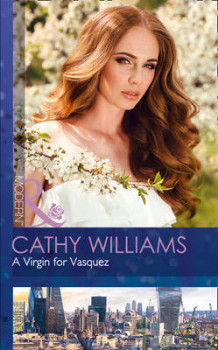 A Virgin for Vasquez av Cathy Williams (Heftet)