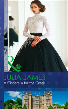 A Cinderella for the Greek av Julia James (Heftet)