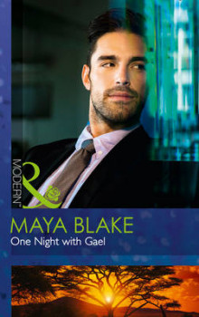 One Night with Gael (Rival Brothers, Book 2) av Maya Blake (Heftet)