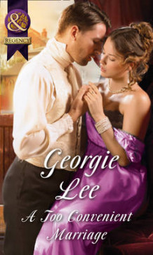 A Too Convenient Marriage (the Business of Marriage, Book 2) av Georgie Lee (Heftet)