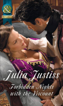 Forbidden Nights with the Viscount (Hadley's Hellions, Book 1) av Julia Justiss (Heftet)