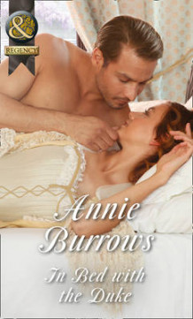 In Bed with the Duke av Annie Burrows (Heftet)