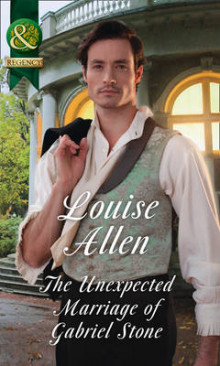 The Unexpected Marriage of Gabriel Stone (Lords of Disgrace, Book 4) av Louise Allen (Heftet)
