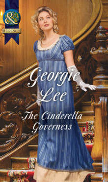 The Cinderella Governess (the Governess Tales, Book 1) av Georgie Lee (Heftet)