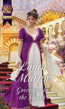 Governess to the Sheikh (the Governess Tales, Book 2) av Laura Martin (Heftet)