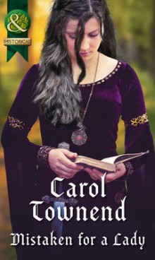 Mistaken for a Lady (Knights of Champagne, Book 5) av Carol Townend (Heftet)