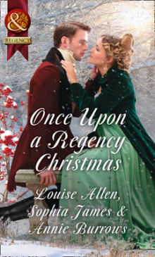 Once Upon A Regency Christmas av Sophia James, Annie Burrows og Louise Allen (Heftet)