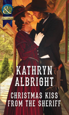 Christmas Kiss from the Sheriff av Kathryn Albright (Heftet)