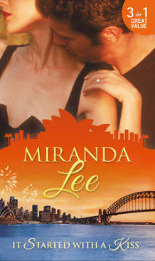 It Started with a Kiss av Miranda Lee (Heftet)